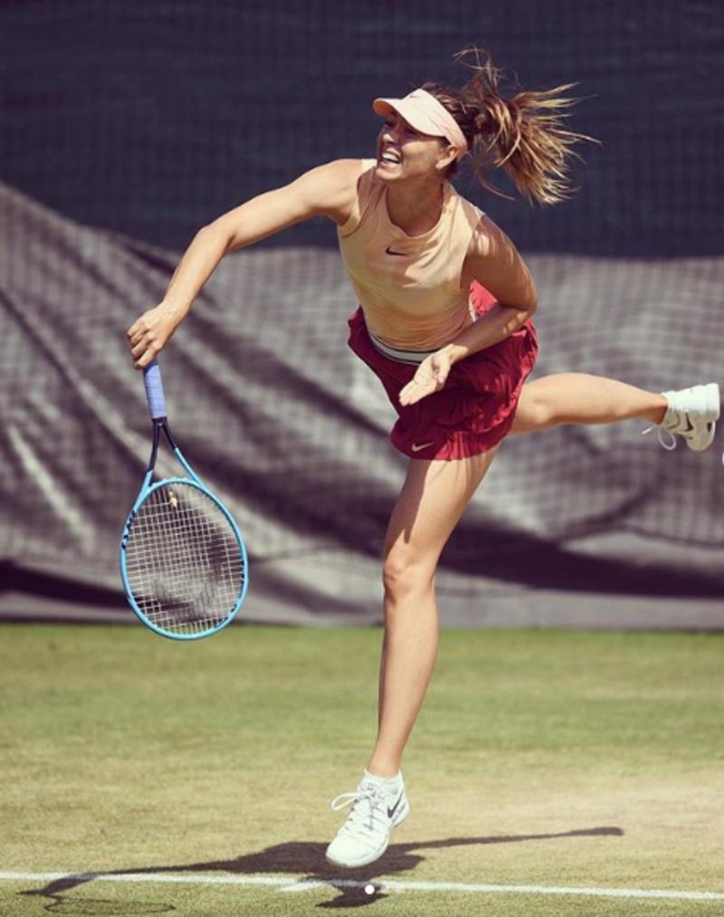 Maria Sharapova tennis career