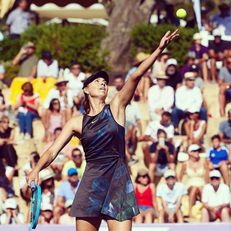 Maria Sharapova - From tennis star to an Entrepreneur and investor