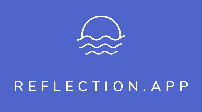 Reflection.app: A Journaling Tool enabling Guided Reflection