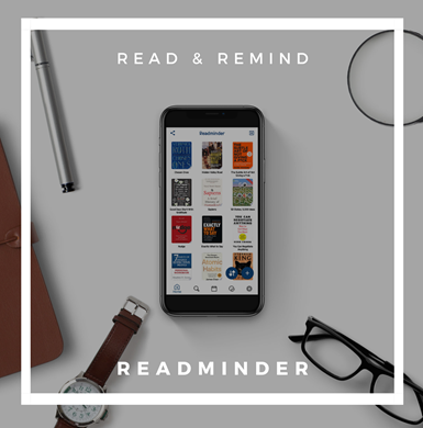 Make Reading Fun with Readminder