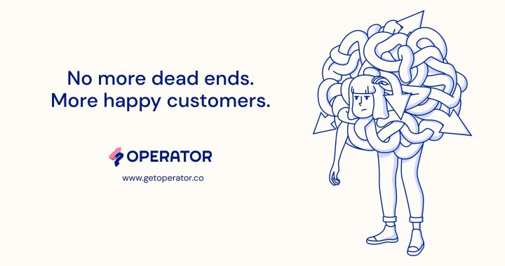 Operator is an easy-to-use tool which allows you to create and maintain redirects in a simple and intuitive way.