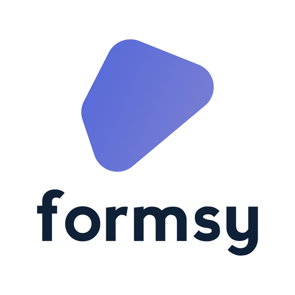 Formsy made form processing easy.